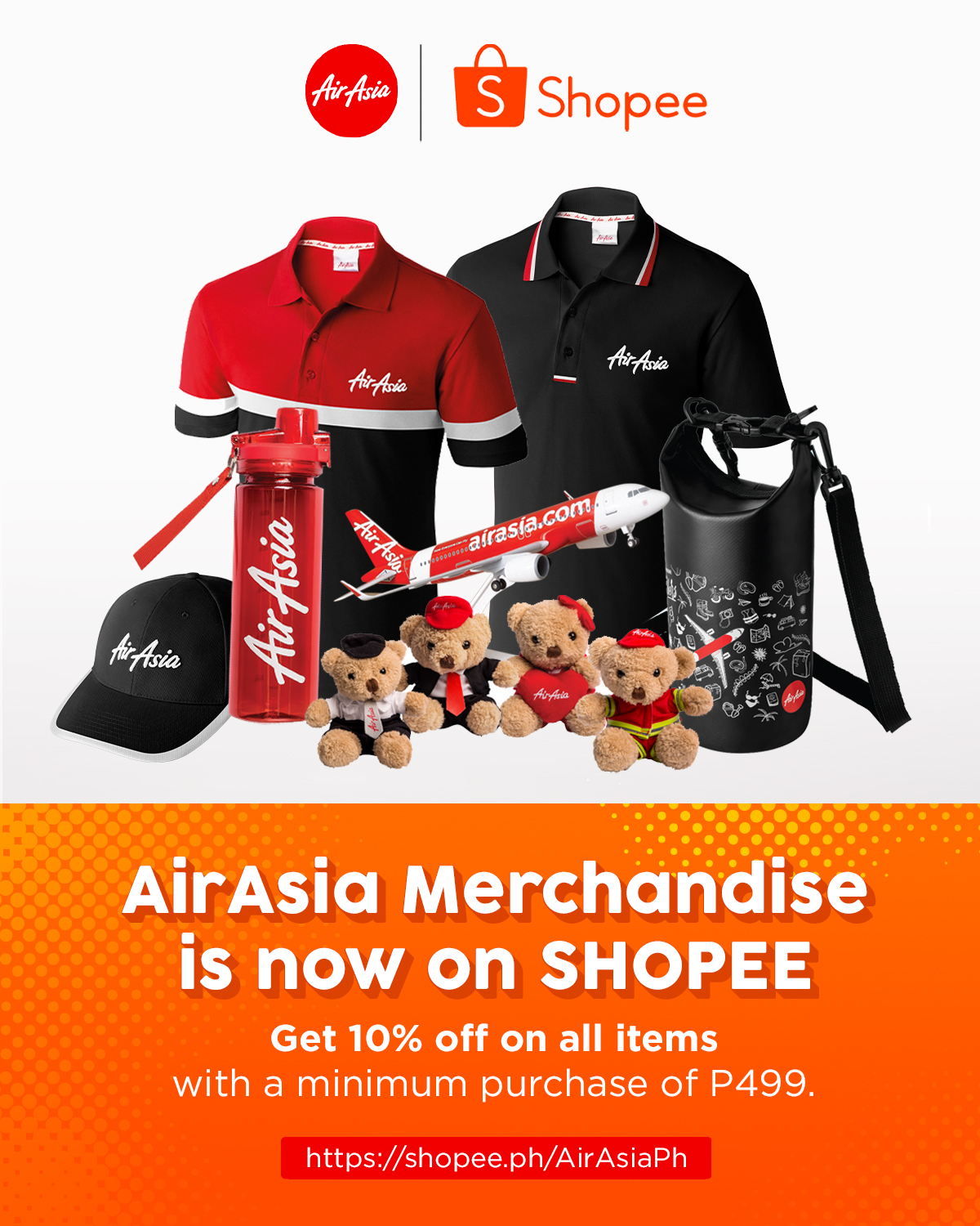 AirAsia opens official store on Shopee