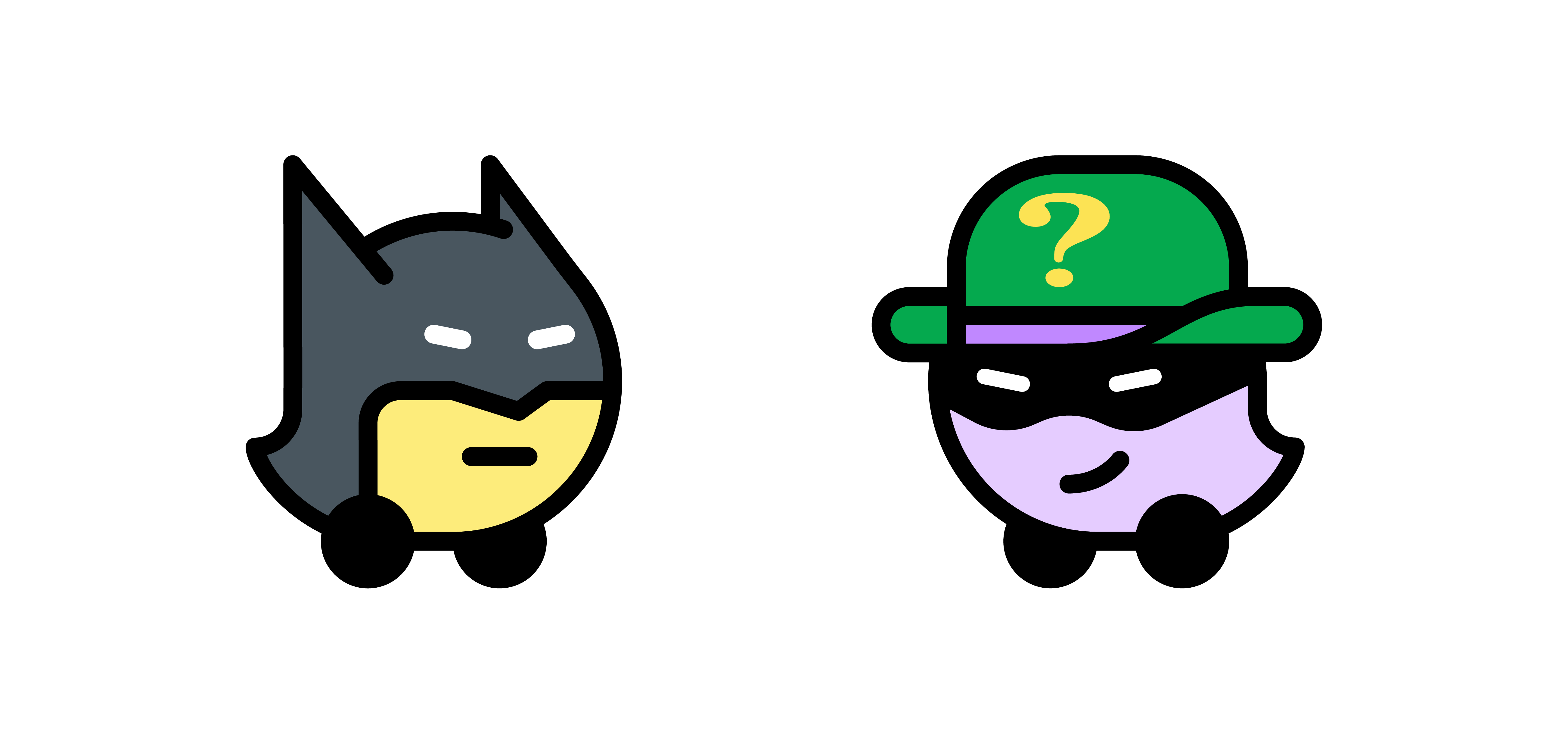 Partnership with Warner Bros. Consumer Products and DC brings Batman and The Riddler to Waze