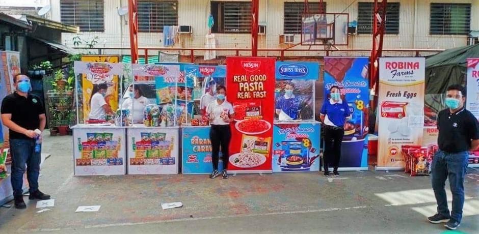 BayaniJuan Caravan: Supporting our local sari-sari stores