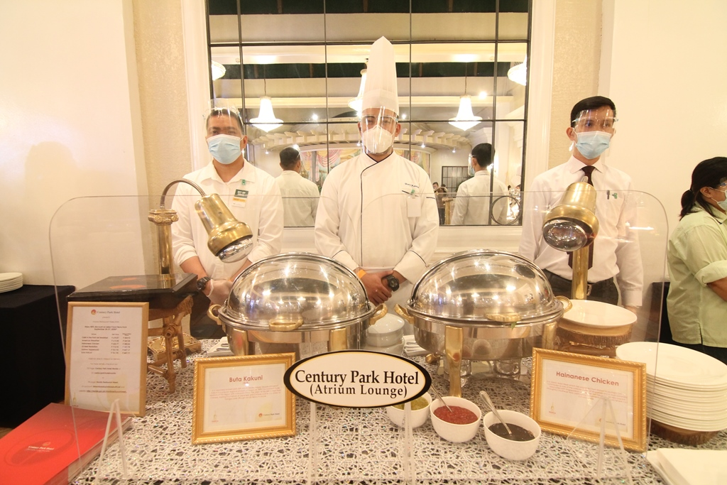 Century Park Hotel Manila joins the upcoming Manila Restaurant Week 2020