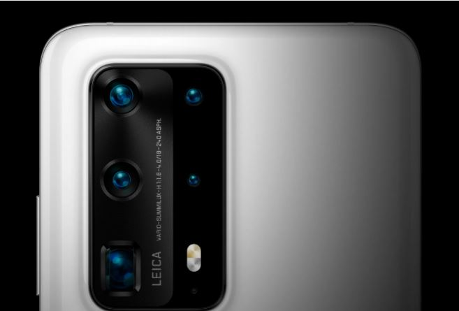 Get the Smart 5G-certified HUAWEI P40 Pro+ for 3,199 per month with Smart Signature