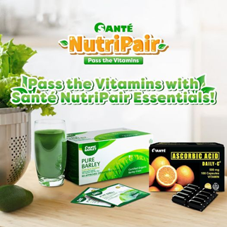 Pass the Vitamins: Helping spread the vitamins faster than the virus