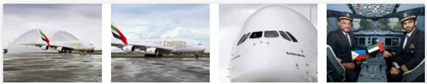 Emirates and Clark International Airport celebrate landmark one-off A380 service