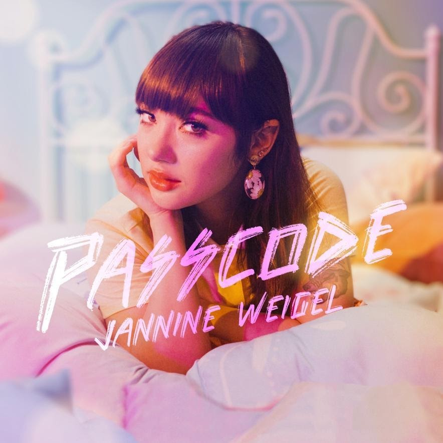 RedRecords To Debut New Single 'Passcode' by Jannine Weigel