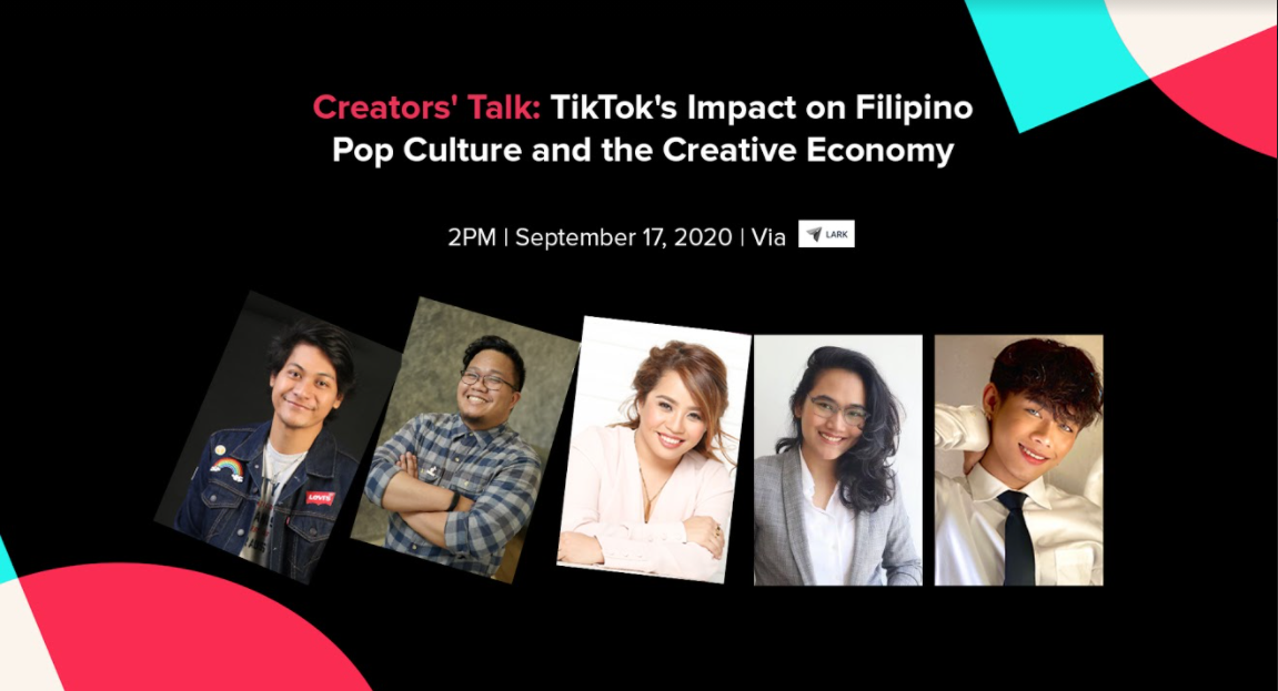 """#itstartsonTikTok continues to celebrate creators and culture trends with """"Creators' Talk"""" online event"""