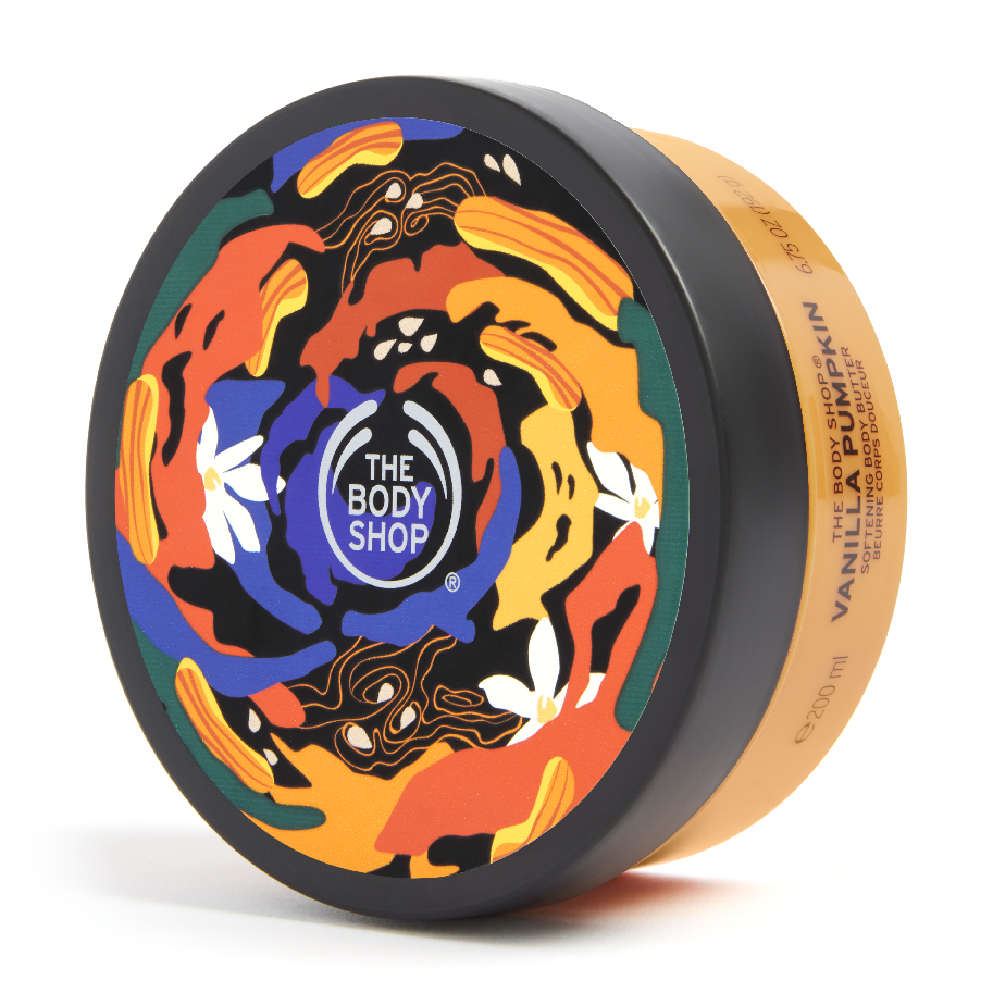 The Body Shop is now online