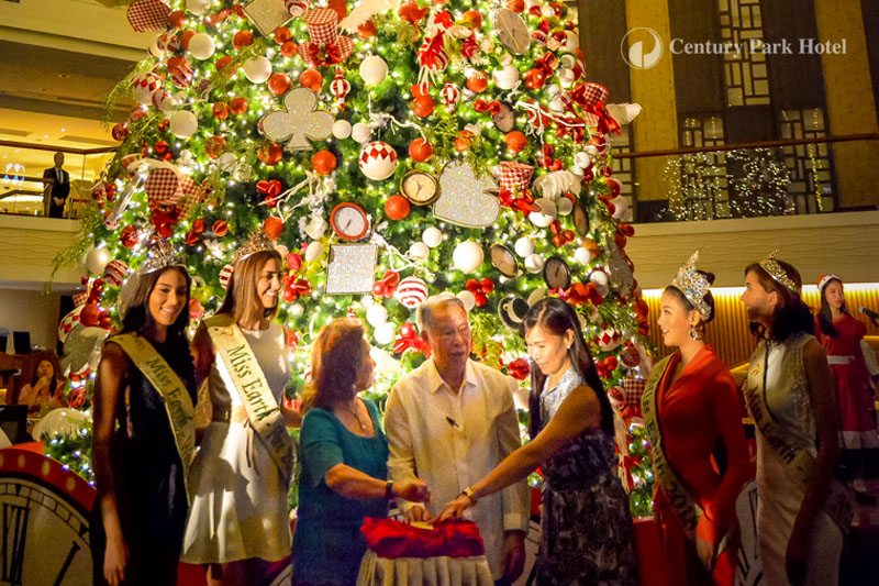 Century Park Hotel looks back at four fondest memories as it celebrates 44th Anniversary