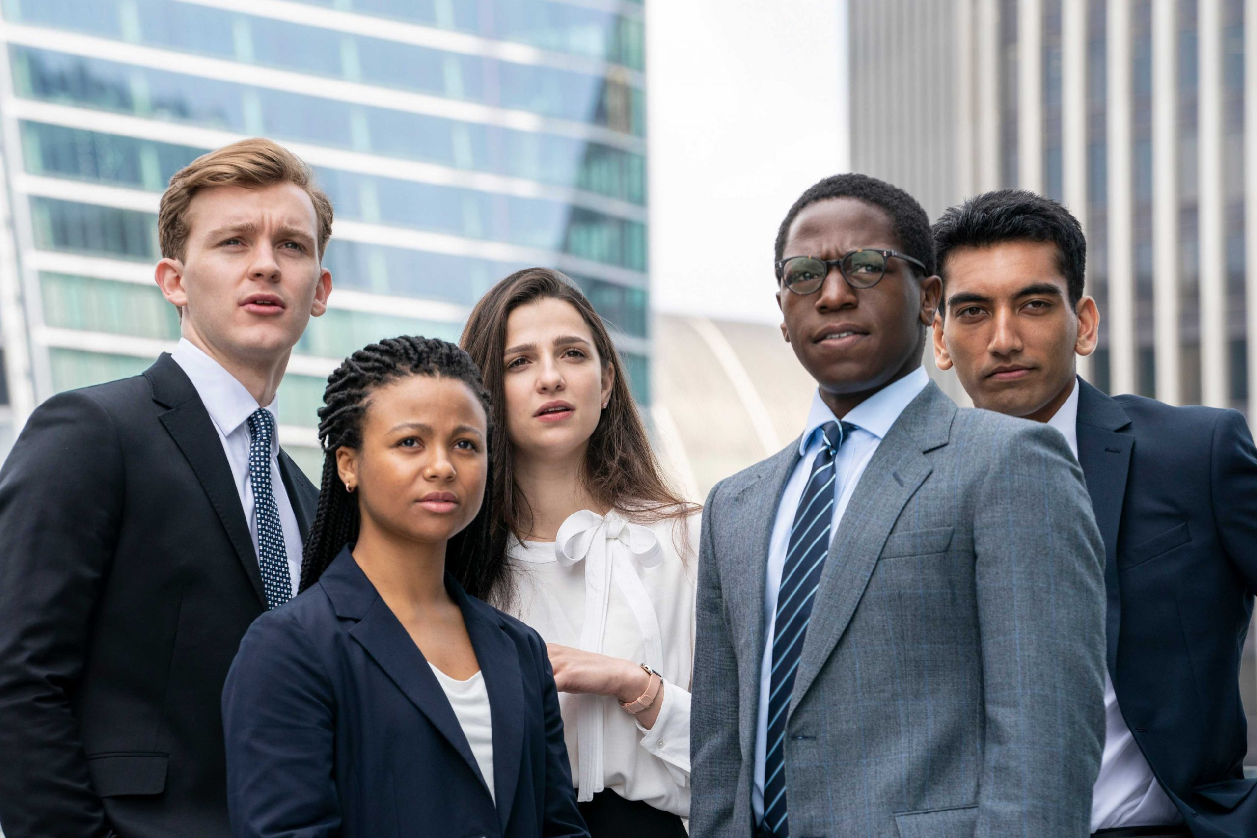New HBO drama series Industry debuts 10 November at 11am exclusively on HBO GO and HBO