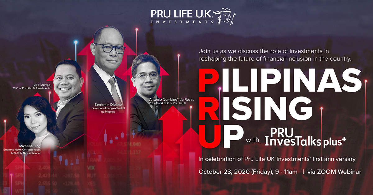 Pru Life UK Investments celebrates first anniversary with series of investalks