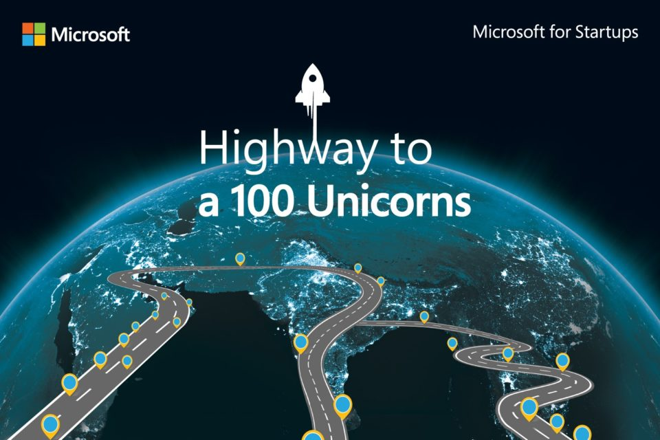 """Microsoft expands """"Highway to a 100 Unicorns"""" initiative to support startups in Asia Pacific"""
