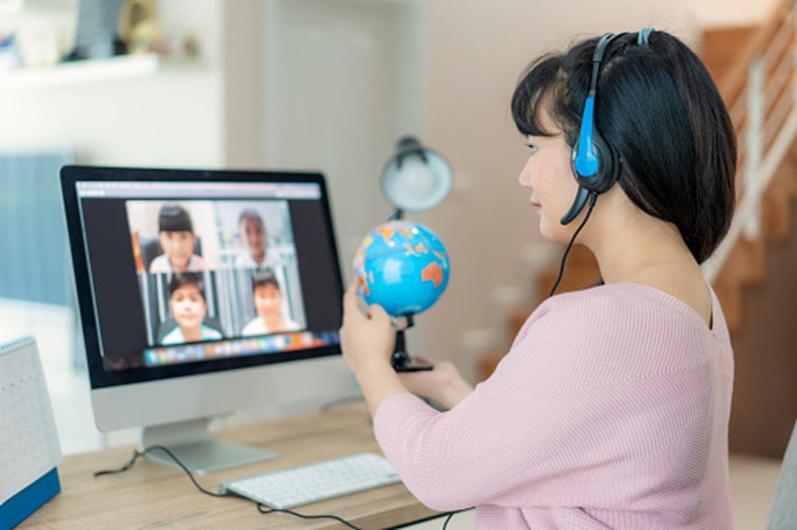 Distance Learning? Don't take power availability for granted