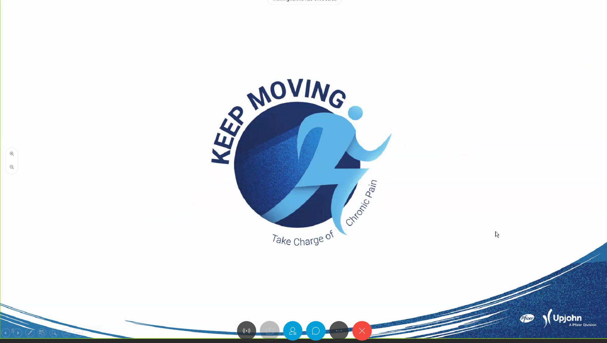 Upjohn launches Keep Moving campaign, urging Pinoys to take charge of their chronic pain