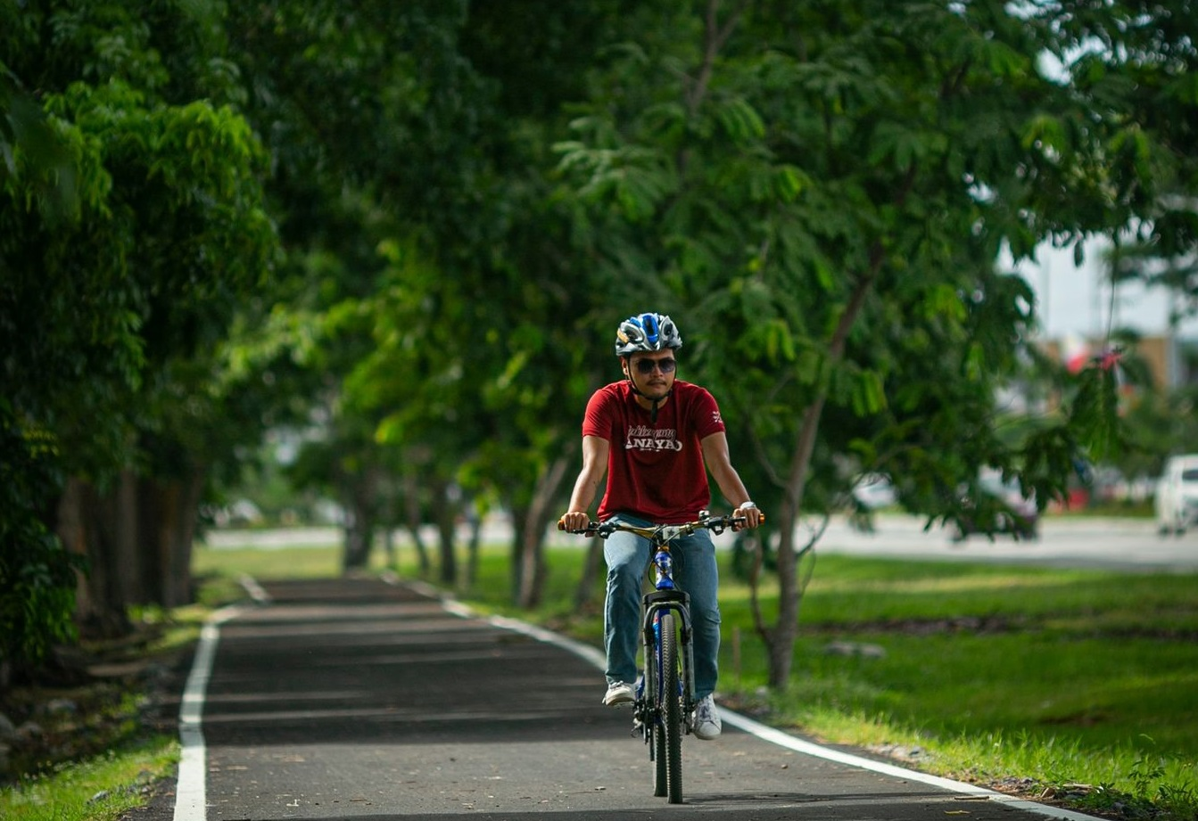 """CDC-Tourism and Promotions Division launches """"Clark Bike Days"""""""