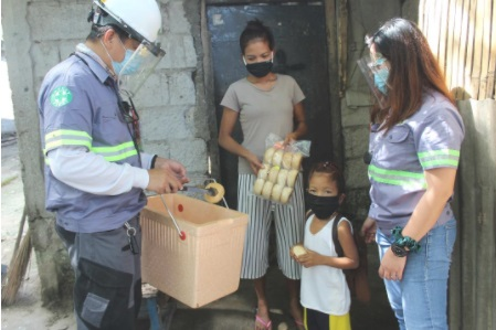 Eagle Cement aims to close health, education gaps in new feeding program for children in Bulacan