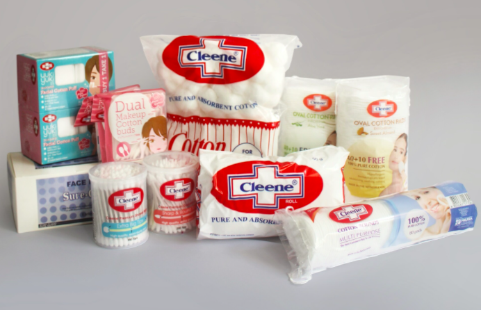 #KeepItCleene with Cleene's full range of cotton products