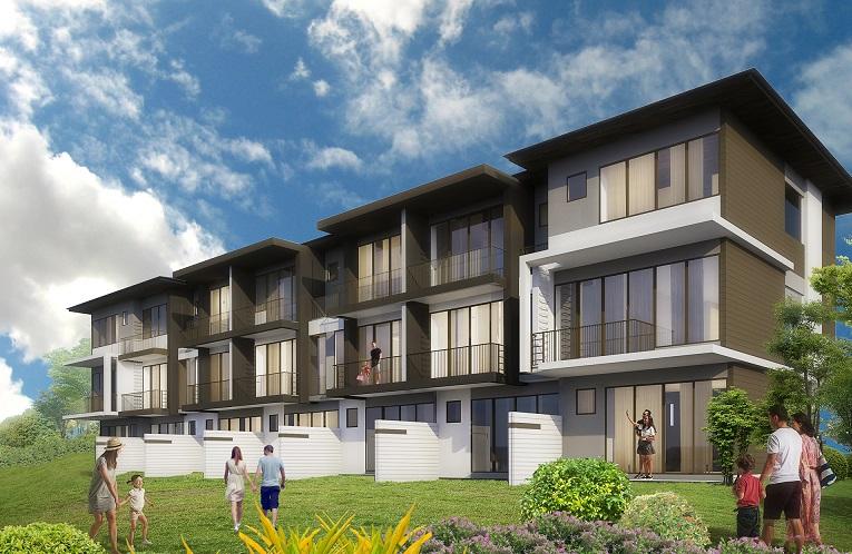 Tagaytay Highlands' The Garden Villas at Horizon Terraces, your perfect starter home