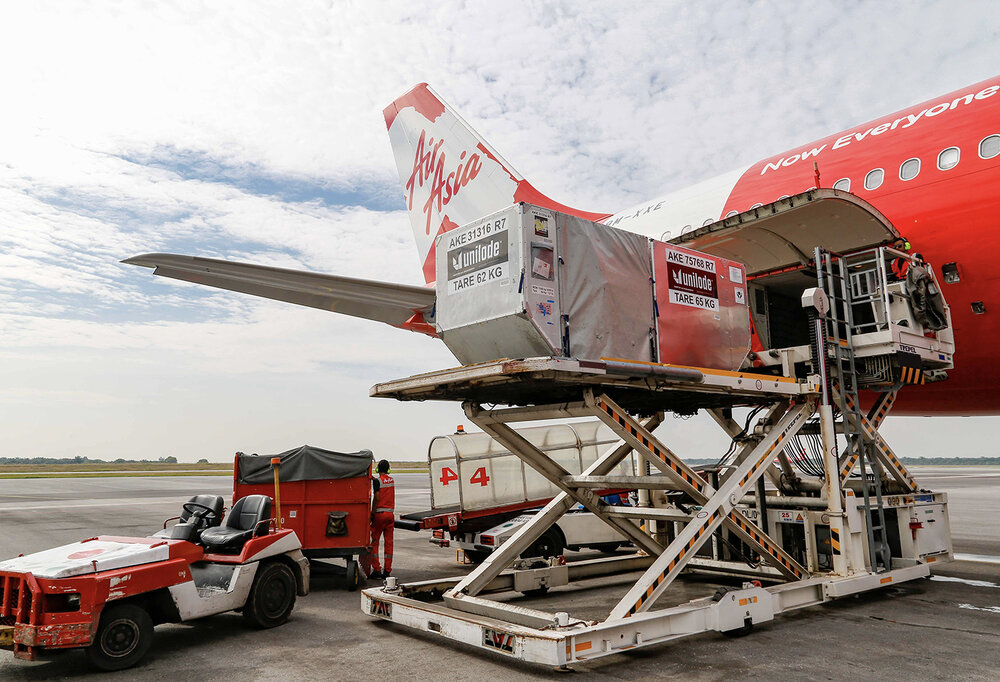 AirAsia's Teleport ready to deliver COVID-19 vaccines