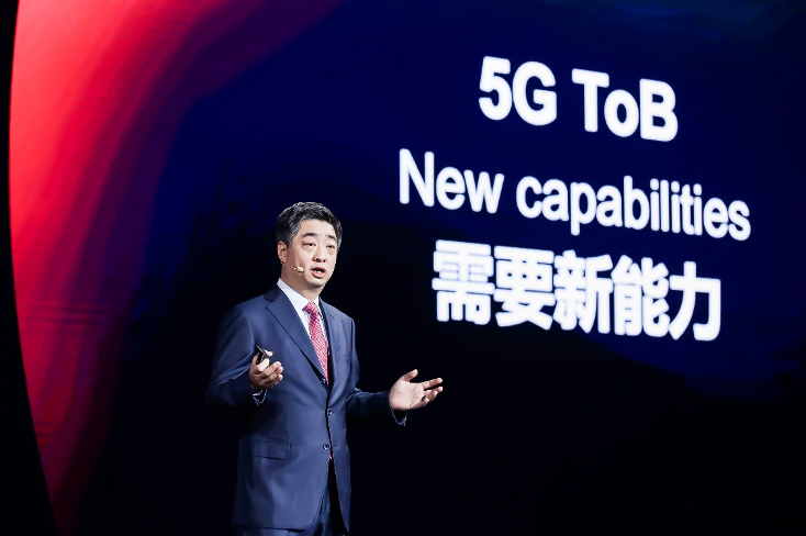 Huawei believes 5G is poised to transform the way we live, creates new value for industries and growth opportunities