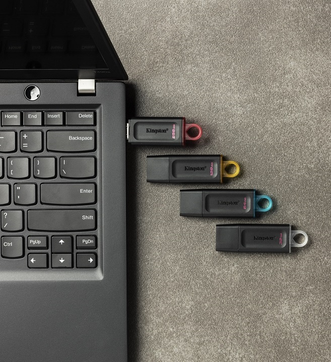 Kingston launches new DataTraveler USB drives in Philippines