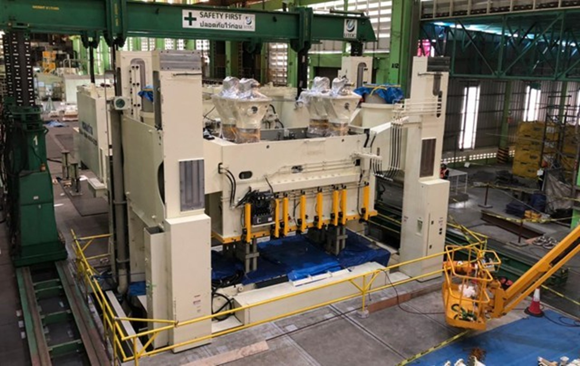 Know Your Equipment: Proper installation and commissioning is essential to machine reliability
