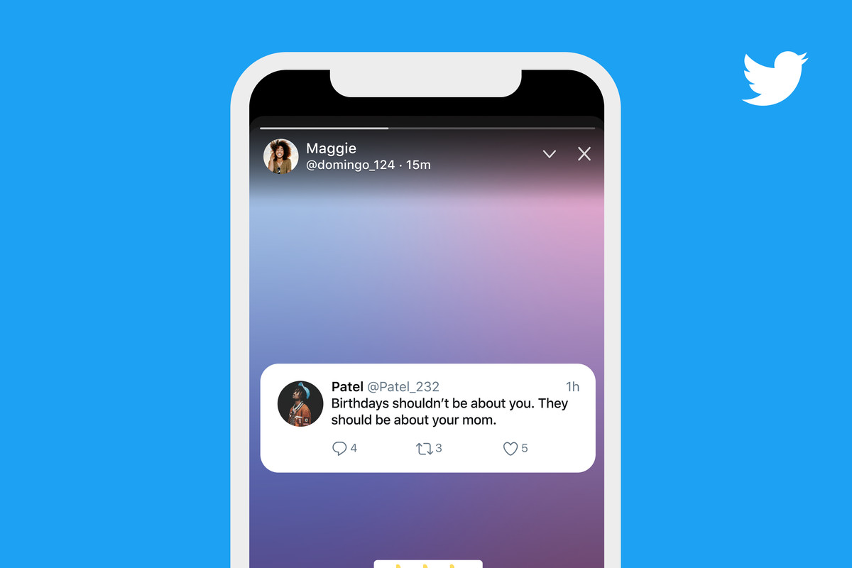Fleets: A new way to join Twitter conversation