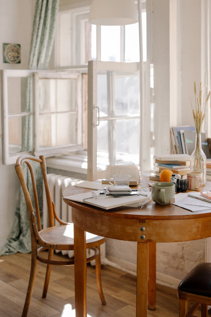 Stay cool and healthy as you work, live, and play at home
