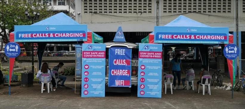 Globe provides free unli call, text to all Globe Prepaid/TM customers in Catanduanes, Albay, Camarines Sur
