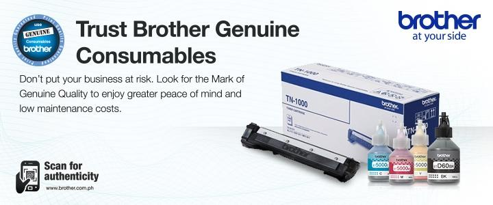 Purchase the Brother products you need anytime, anywhere through online stores