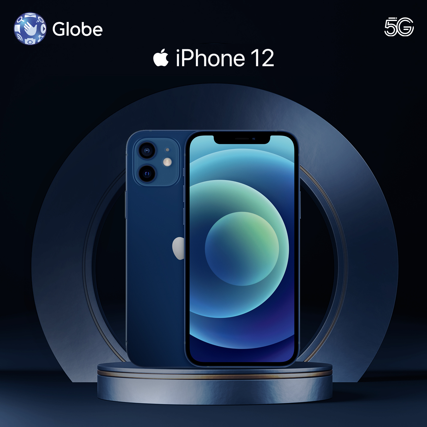 The iPhone 12 is here, and you'll love it more with Globe 5G