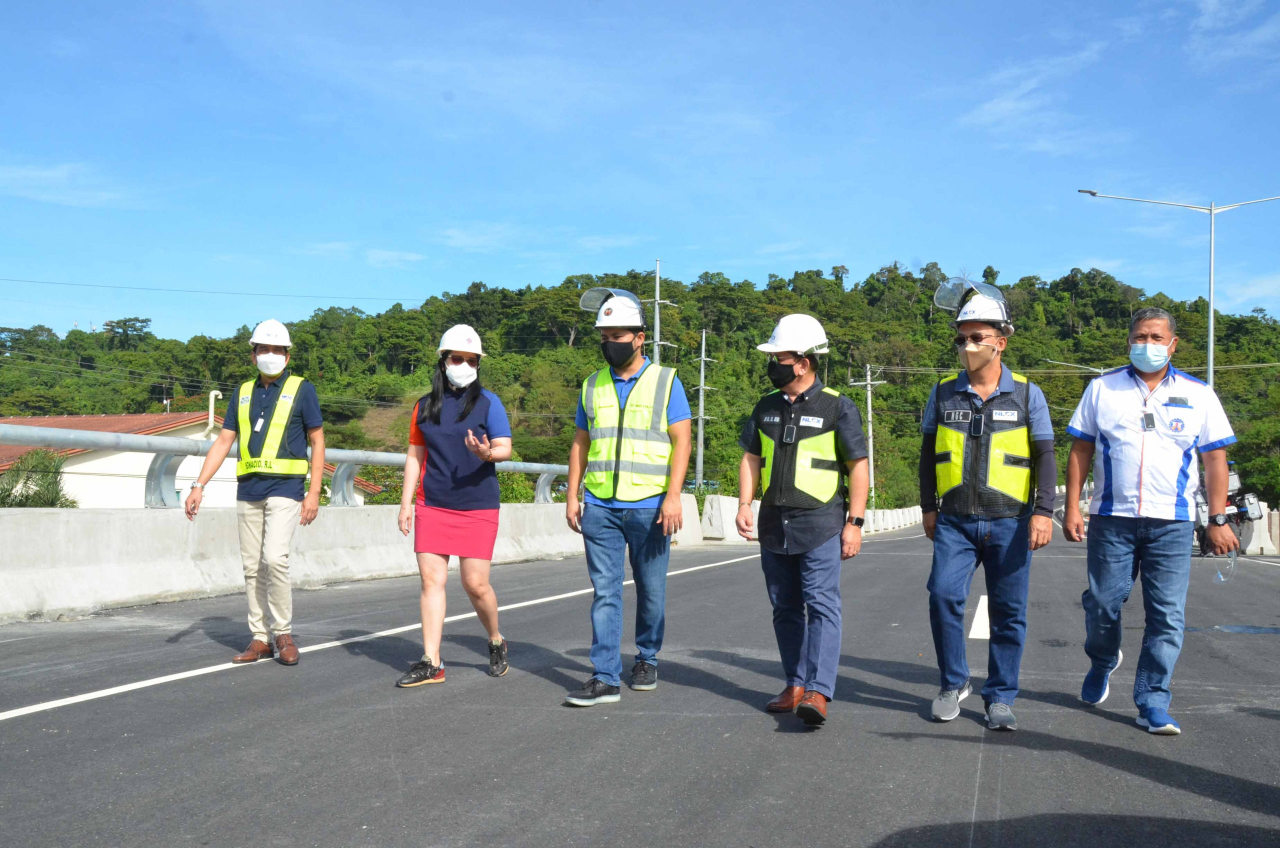 New SFEX road opens to motorists from December 28 to January 15