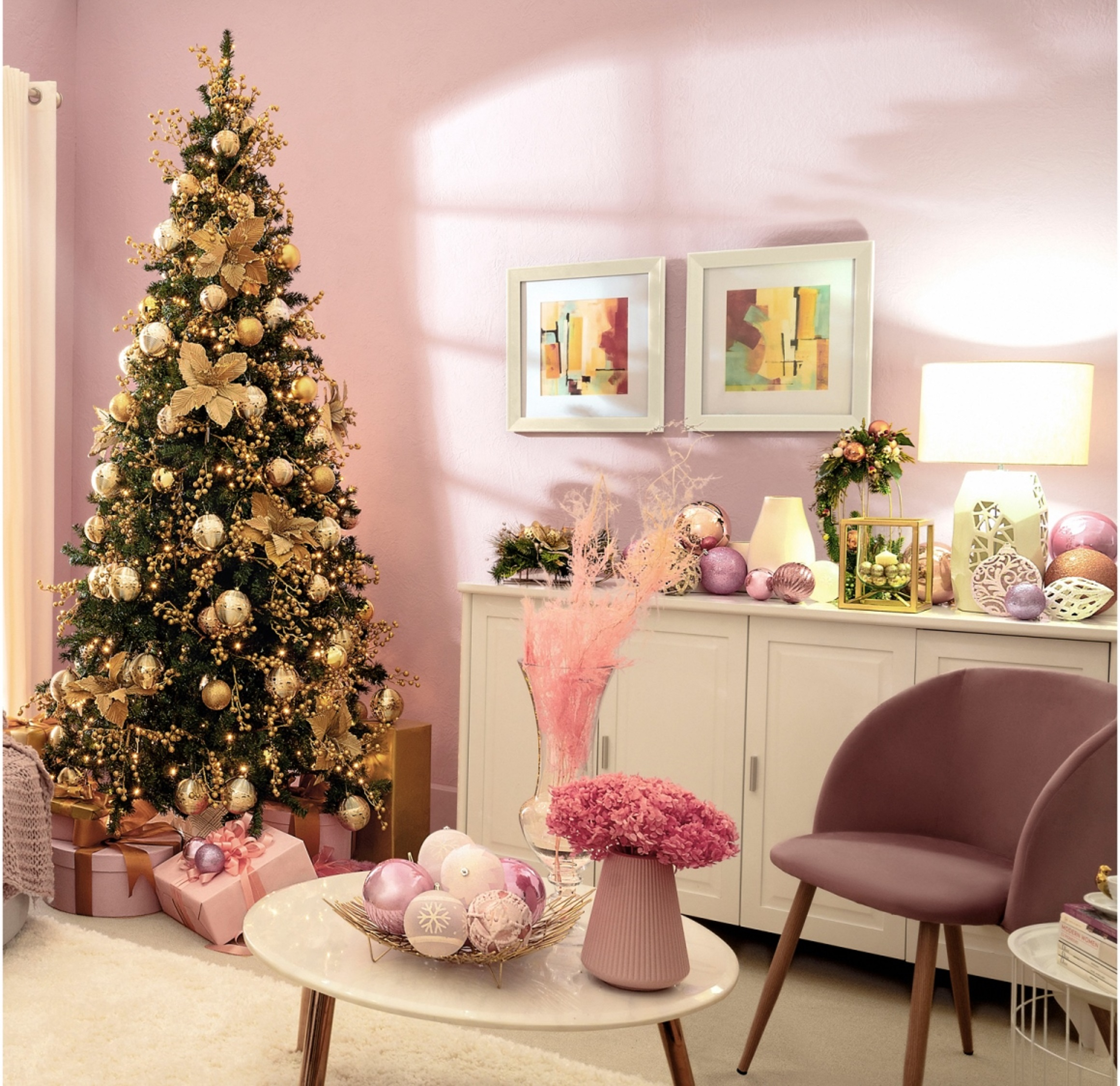 Colors of Christmas that bring joy, love, and beauty from SM Home