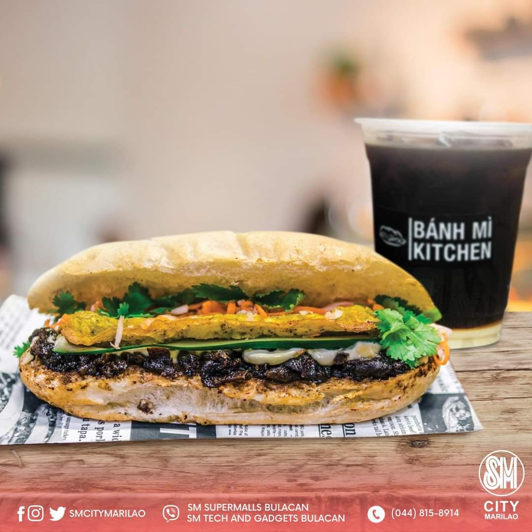 SM City Marilao opens four new specialty restaurants