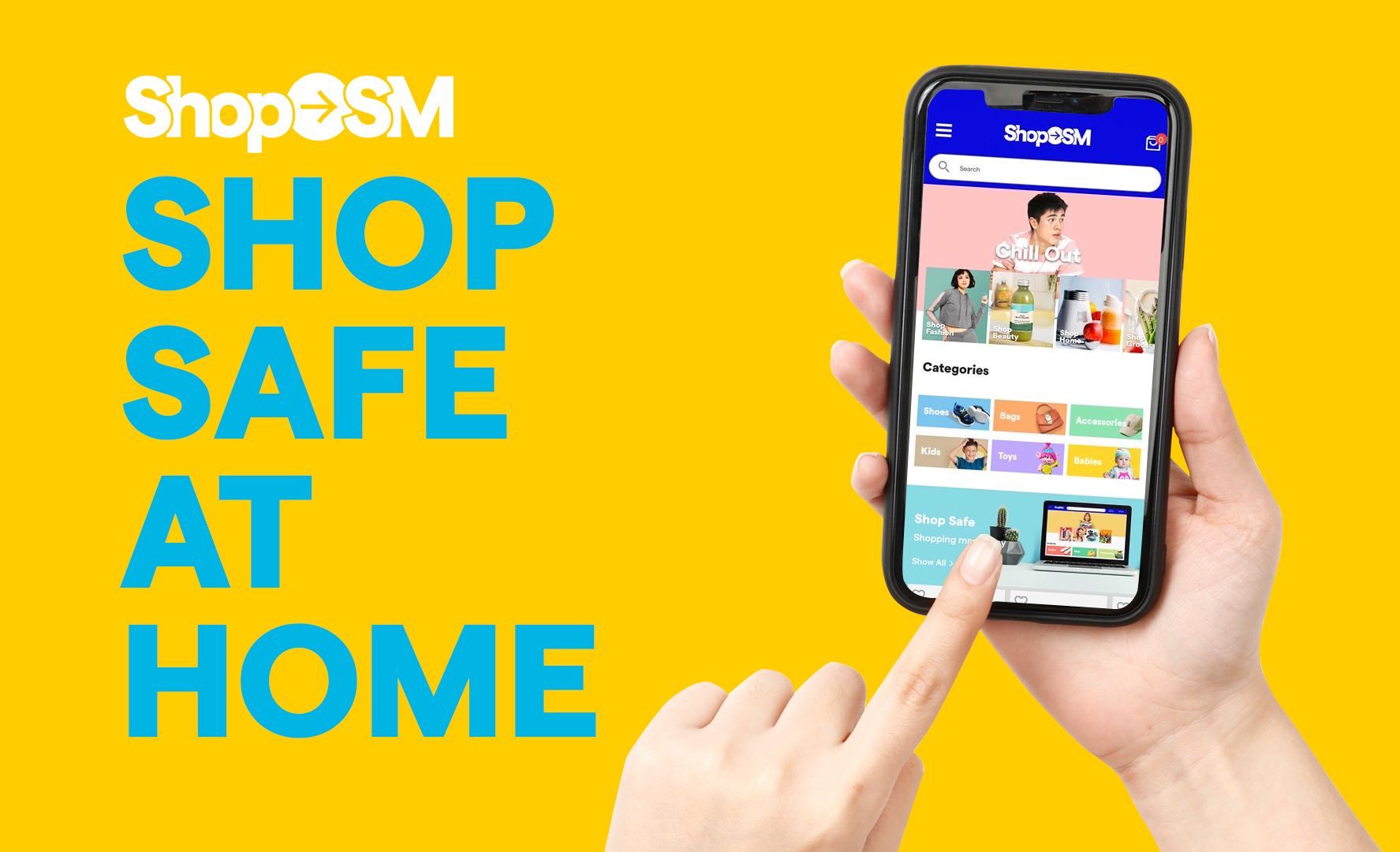 SM Retail stores promotes safe shopping and customer convenience
