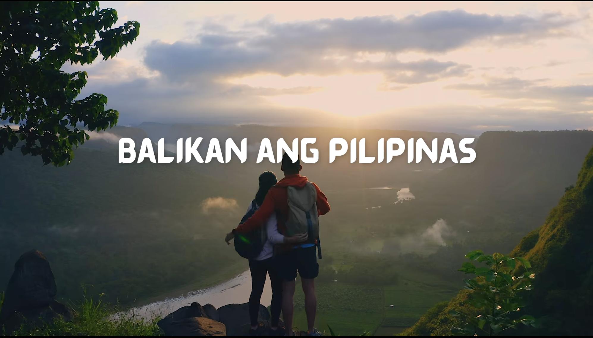 DOT inspires balikbayans to come home with 'Balikan Ang Pilipinas' campaign