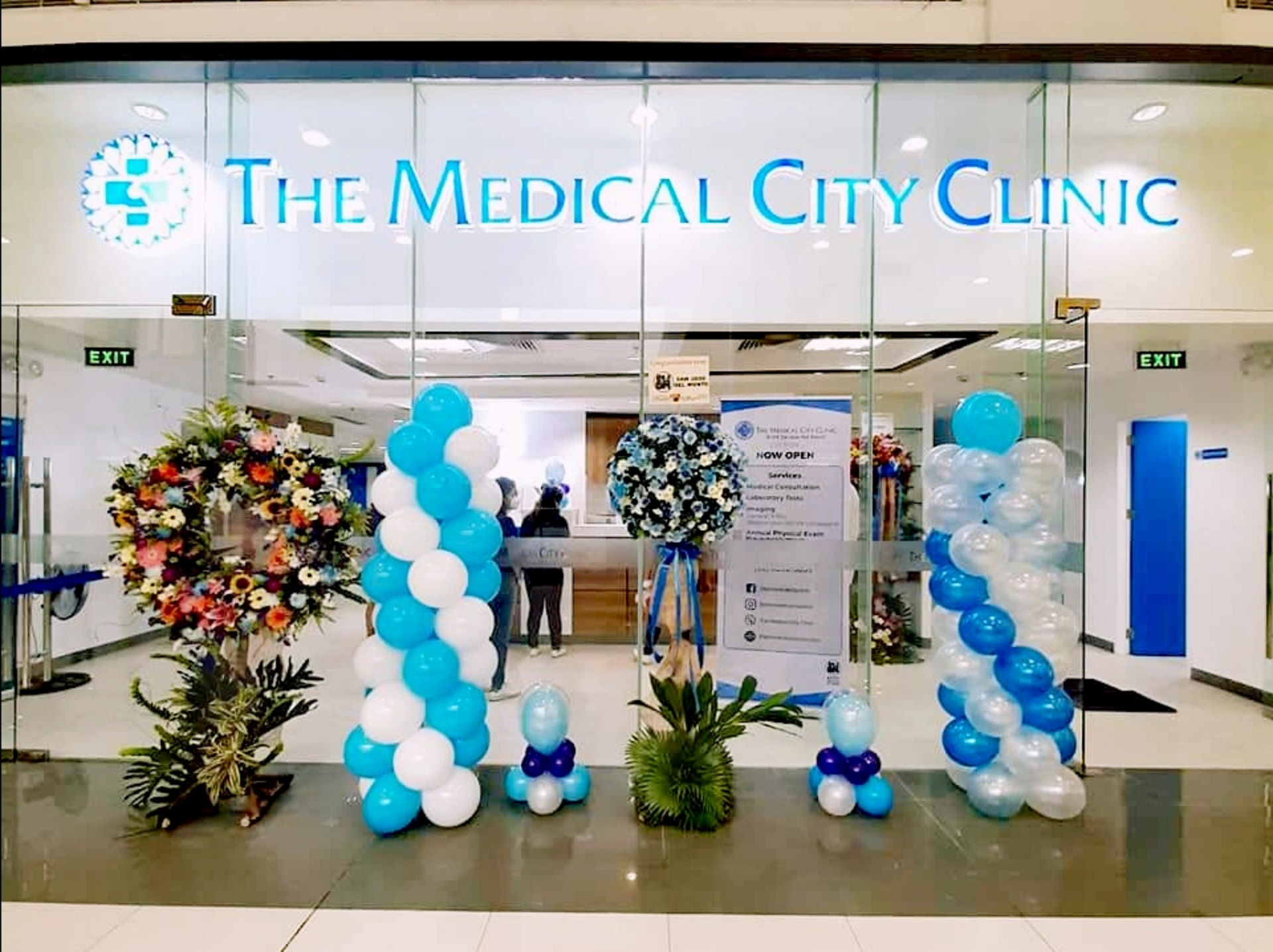 Medical City Clinic recently open its newest clinic at SM City San Jose del Monte