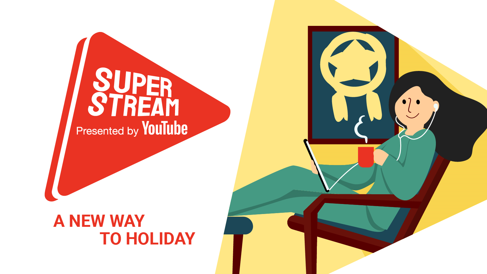 YouTube extends Super Stream to provide free access to content during the holiday season