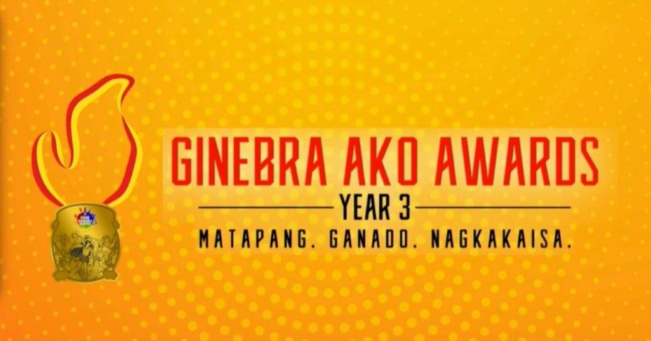 Ginebra Ako Awards salutes COVID-19 heroes