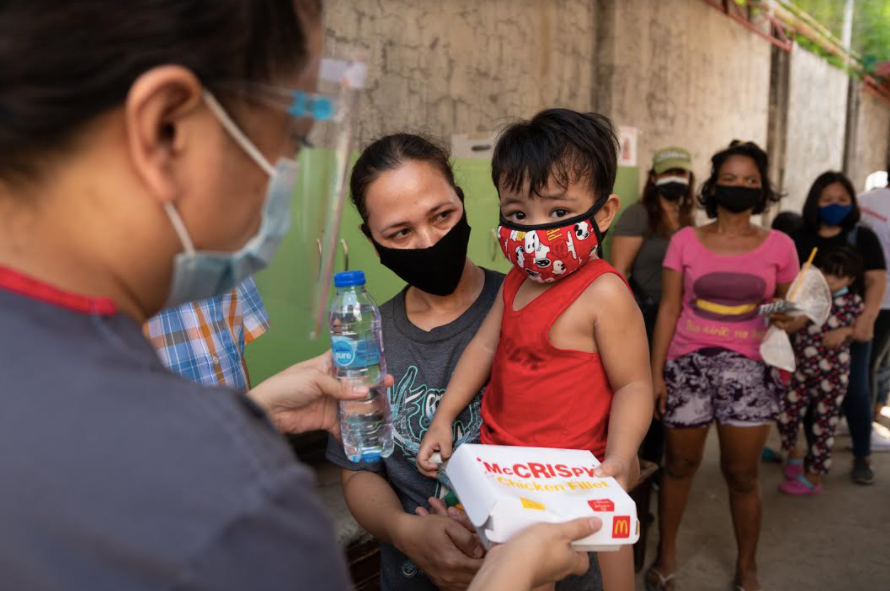 Pilipinas Kontra Gutom continues nationwide meal distribution to Filipinos in need