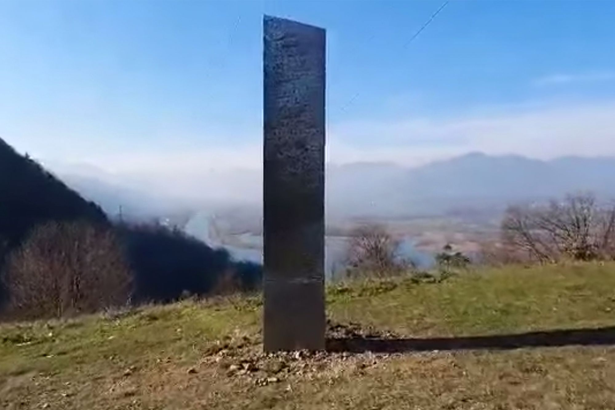 As 2020 isn't over yet, mysterious monoliths started appearing on the faces of the Earth
