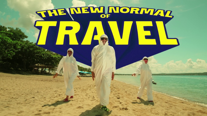 "DOT Launches new ""Have a Safe Trip, Pinas"" Videos to Guide Local Tourists on How to Travel Safely in the New Normal"