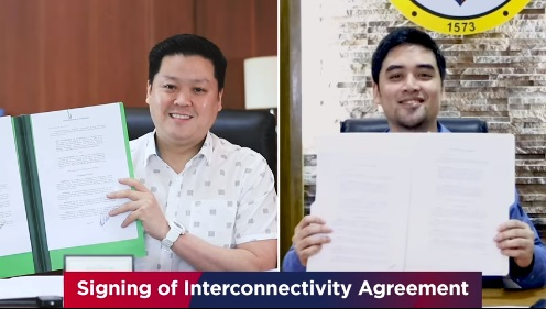 Valenzuela City and Pasig City signed Interconnectivity Agreement of ValTrace and PasigPass