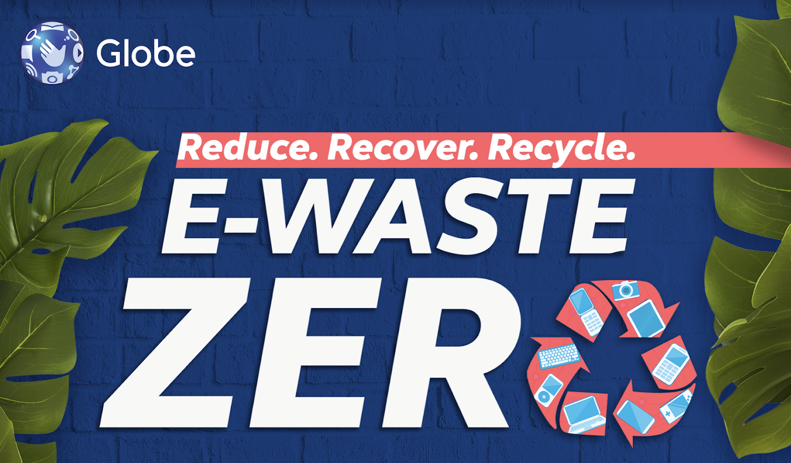 Globe sets up over 100 e-waste collection points nationwide