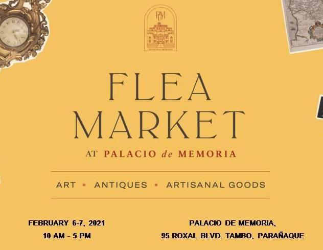 A vibrant, vintage shopping experience in Palacio de Memoria's Flea Market