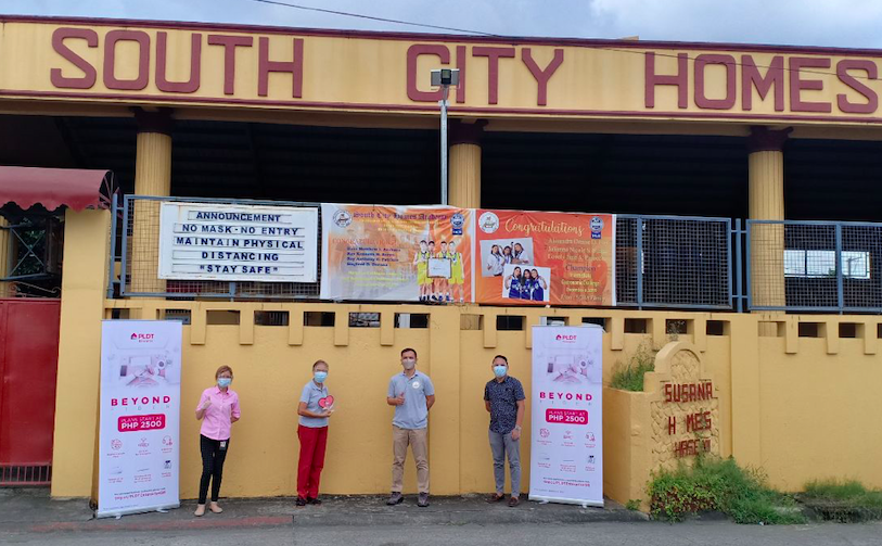 PLDT Enterprise enables eLearning for South City Homes Academy