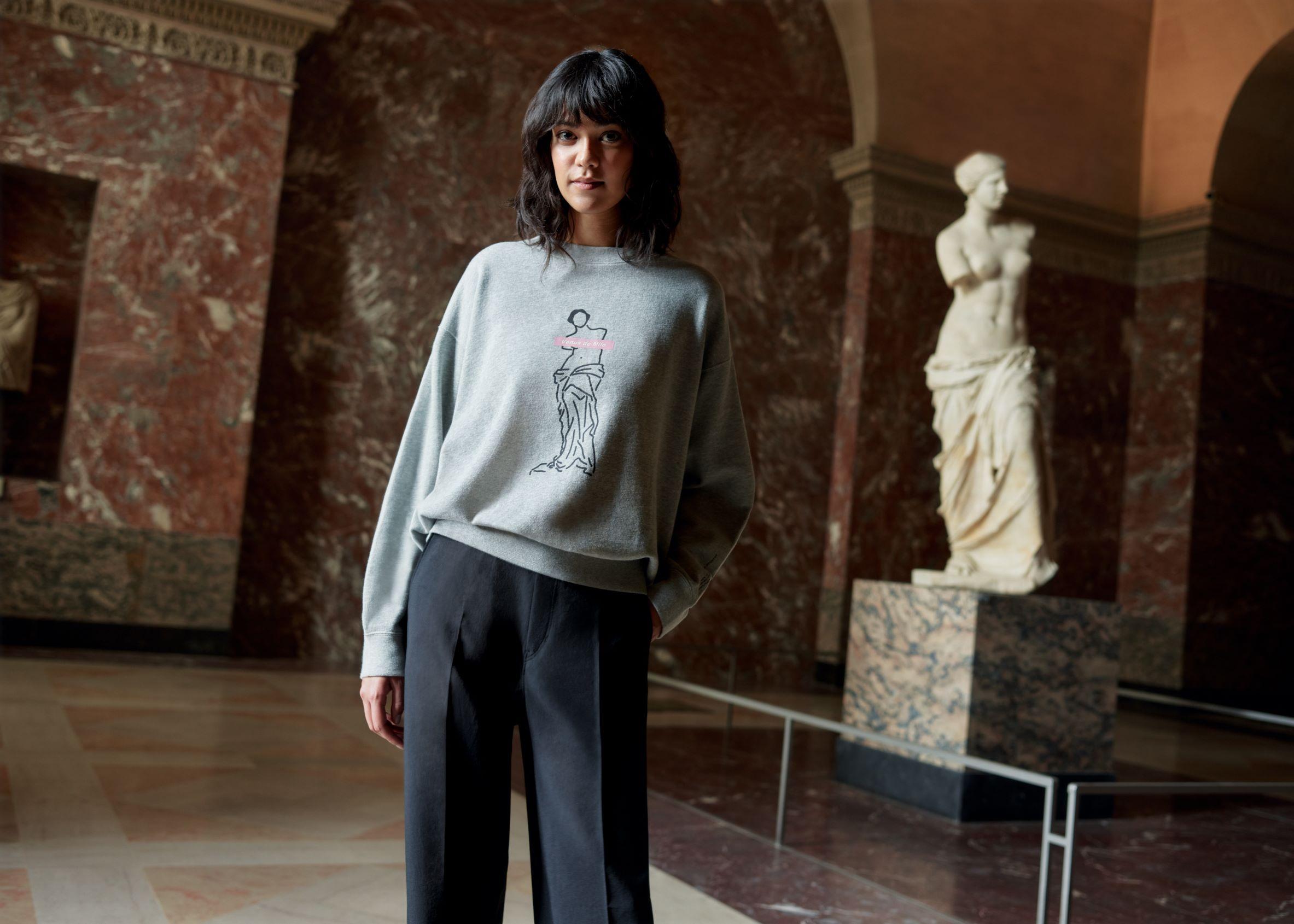 UNIQLO to launch Musée du Louvre UT Collection