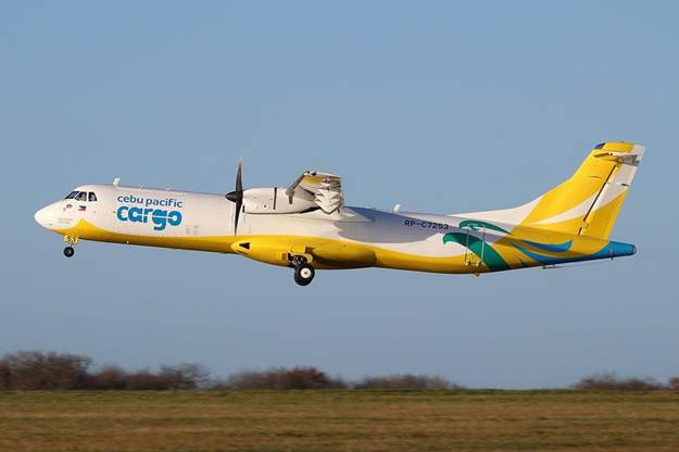 Cebu Pacific welcomes second ATR freighter