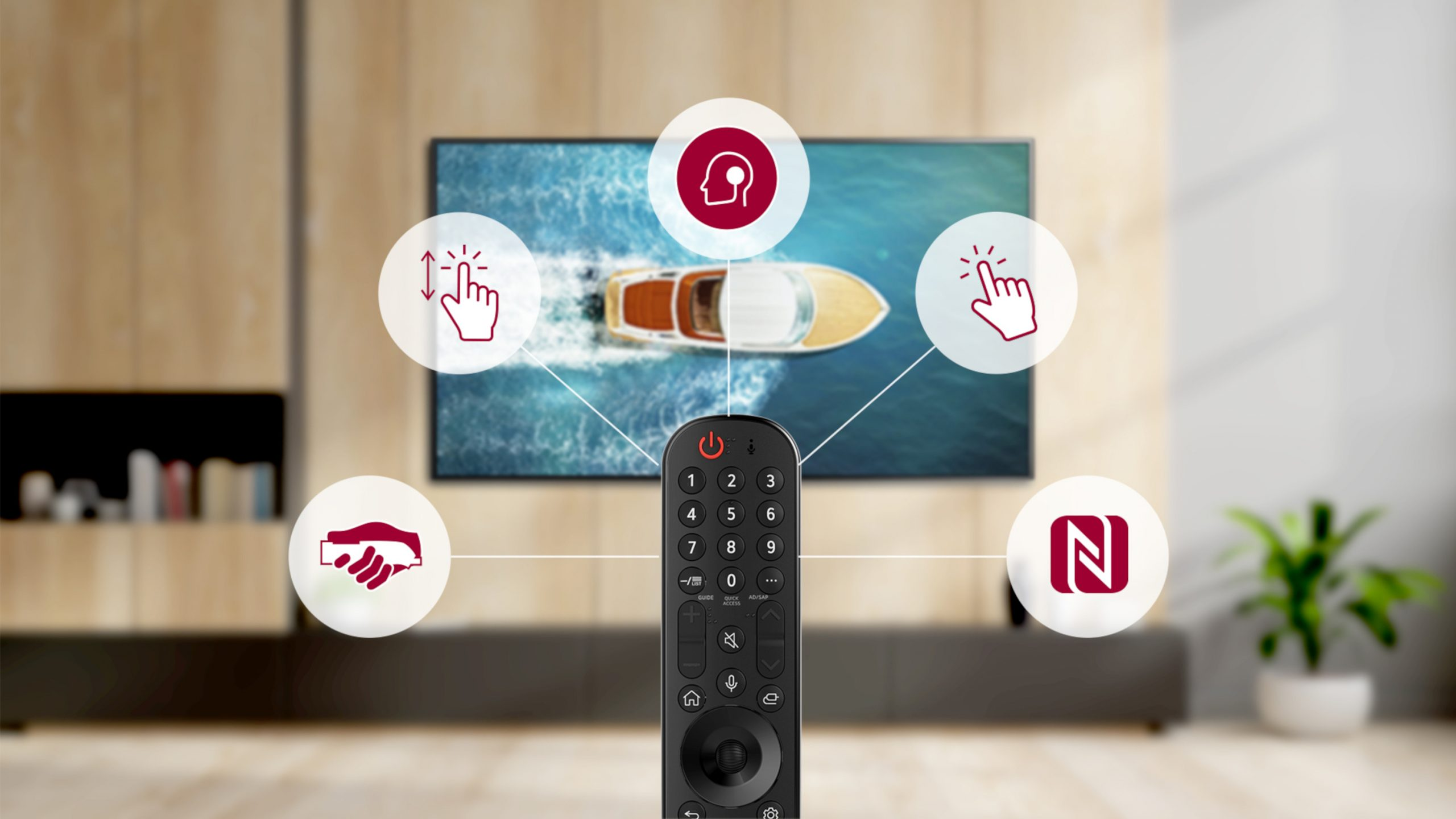 LG's webOS 6.0 new Home Screen, Magic Remote, and functionality for 2021 OLED TV