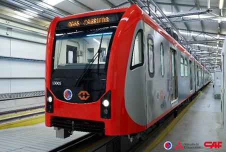 LRMC welcomes new LRT-1 Generation-4 trains