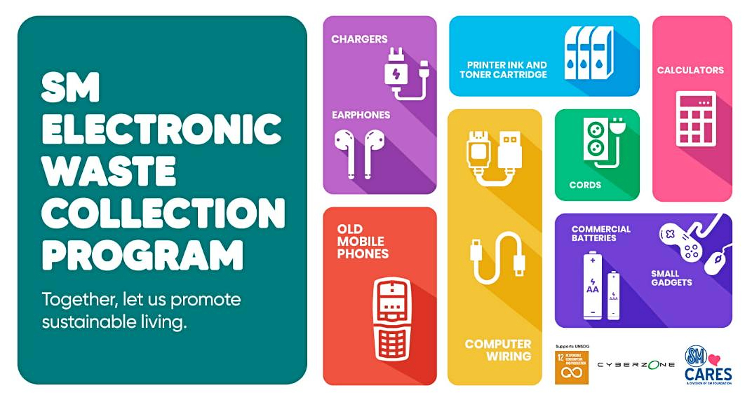 SM Malls in Bulacan introduce e-waste collection program
