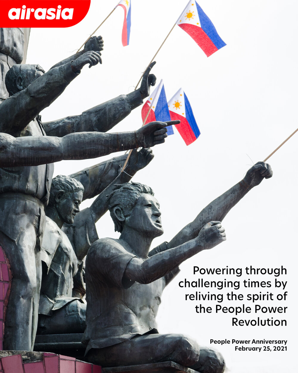 Allstars relives the spirit of the People Power Revolution
